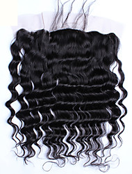 13x4 Silk Base Frontal With Bundles Loose Wave Brazilian Virgin Hair With Closure 6A Lace Frontal Closure With Bundles