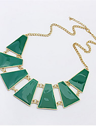 Street Beat Fashion Jewelry Ladder Necklace Exaggerated