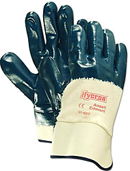 Ansell®  27-607 Palm Surface Coated With Rubber Anti Cutting And Wear Resistant Industrial Protective Gloves