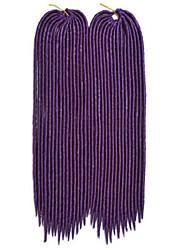 24roots faux locs crochet black dreadlocks hair Synthetic Crochet Braid hair Havana Mambo Faux Locs Weaving