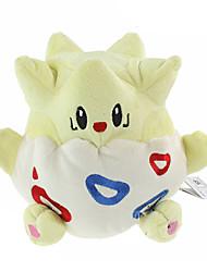 Pocket Little Monster Model Togepi Soft Plush Stuffed Doll Toy