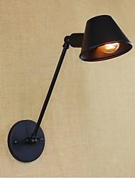 AC 100-240 40 E27 Rustique Traditionnel/Classique Peintures Fonctionnalité for Ampoule incluse,Vers le Bas Applique murale