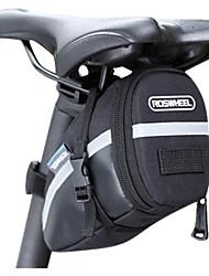 Bolsa de BicicletaBolsa para Bagageiro de Bicicleta Lista Reflectora / Vestível / Compacto Bolsa de BicicletaPele PU / PVC / Póliester