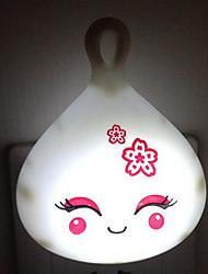 (Couleur aléatoire) contrôle de la lumière petite poupée a conduit la lumière la nuit d'économie d'énergie