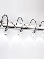 12W LED Bathroom Lighting,Modern/Contemporary LED Integrated Metal