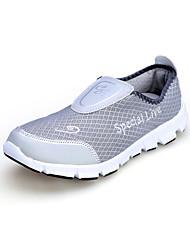Zapatos de Hombre Zapatillas de deporte Casual / Deporte Tul Azul / Rojo / Gris