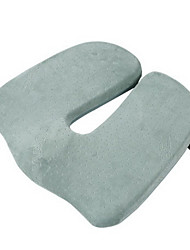 45 * 40 Samt und Baumwolle Autositz cushionlight blau
