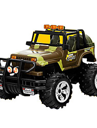 Buggy S.X.Toys 358A 4WD 1:20 Brushless Electric RC Car Red / Green Ready-To-GoRemote Control Car / Remote Controller/Transmitter /