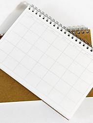 Schedule Planning Notebook