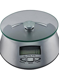 Accuracy 1g 5kg Maximum Range Of Electronic Kitchen Scale Baking Ingredients