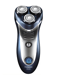 Electric Shaver Men Face Electric Quick Charging Stainless Steel Flyco