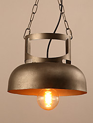 Amercian Countryside Vintage Gas Cover Pendant Lamp Fit for Living Room / Dining Room Decorate Drop Light