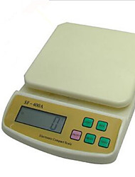 onregelmatige kitchenette elektronische huishoudelijke keukenweegschaal precisie 0.1g