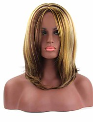 High Quality Woman's Party Synthetic Wigs
