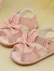 Girl's Sandals Summer Tulle Outdoor Pink Beige