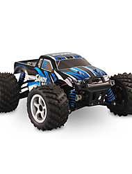 Buggy (Off-road) PX Hummer 1:16 Brushless Electric RC Car Red / Blue Unassembled Kit