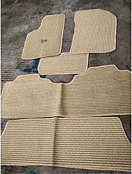 Car Carpet Linen Mat Pvc Environmental Protection Rubber Bottom Four Seasons General Carpet Special Mat