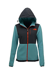 The North Face Women's Denali Fleece Hoodie Jacket Sports Trekking Outdoor Running Zipper Jackets