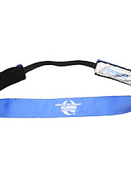 Laufsport Stirnbänder / Gürtel, Halter und Armbänder Weich / Einstellbar Yoga / Badminton / Laufen  Leinwand Blau