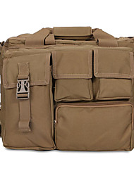 10 L Laptop Pack Waterproof Army Green Oxford