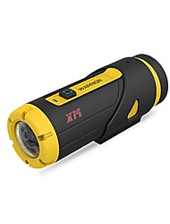 XM XM-JPG1-4S Sport cam No 2MP 3648 x 2736 240fps 40x ± 2EV CMOS 16 GB H.265 Inglese Scatto singolo / Scatto in sequenza 3 MImpermeabile