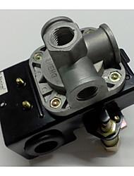 Interrupteur de pression automatique, un commutateur de pression, le régulateur de pression du compresseur d'air