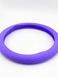 General Silicone Antiskid Steering Wheel Covers Automobile Environmental Protection Wear-Resisting The Sets