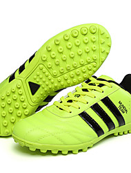 Men's Shoes Synthetic Athletic Shoes Soccer Lacing Training Soccer Shoes Black / Green / White / Red