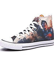 Converse Chuck Taylor All Star Superman Women's Shoes High Canvas  Outdoor / Athletic / Casual Sneakers Flat Heel