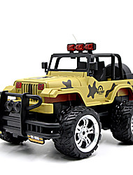 Buggy HX A333-148 1:13 Brush Electric RC Car 7KM/H 2.4G Green Ready-To-GoRemote Control Car / Remote Controller/Transmitter / Battery