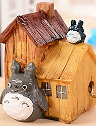 My Neighbor Totoro House Hand Music Box
