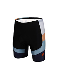 PALADIN® Cycling Padded Shorts Men's / UnisexBreathable / Quick Dry / Windproof / Anatomic Design / Insulated / Moisture Permeability /