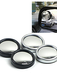 Shun Wei SD-2401 Convex Car Can Be Small Round Mirror Rotating Mirror Rearview Mirror