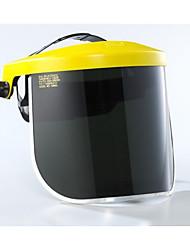 anti respingo, anti química, anti radiação ultravioleta e uma máscara de alta solda luz