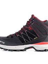 Ботинки / Походные ботинки(Цвет хаки / Чёрный) -Муж. / Жен.-Пешеходный туризм