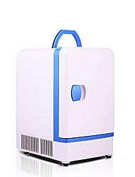 7L Vertical Mini Refrigerator Car Home Dual