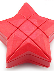 Yongjun® Smooth Speed Cube Alien / Stress Relievers / Magic Cube / Puzzle Toy Red / Blue / Yellow Plastic