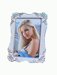 "6""Plastic Picture Frame for Home Decoration"
