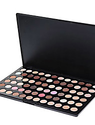 1 Eyeshadow Palette Matte Eyeshadow palette Cream Set Daily Makeup / Party Makeup / Cateye Makeup / Smokey Makeup