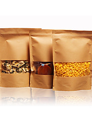 Dried Fruit and Tea and Snack Kraft Sealed Package Bag
