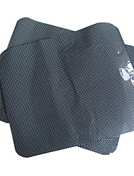 Black Mesh Glass Electrostatic Adsorption Sunshade Coating Of Splitting Sun Insulation Anti-UV Car Sunshade