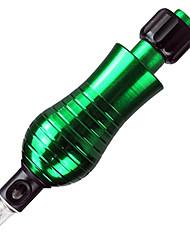 actualización profesional del tatuaje verde manija de la máquina