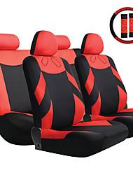 voiture Universel Rouge / Bleu / Gris / Beige Housse de siège & Accessoires