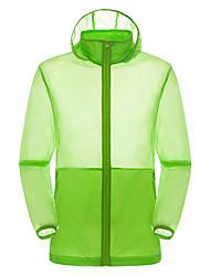 Unisexe Vêtement Pour Se Protéger du Soleil Camping / Randonnée Cyclisme/VéloEtanche Résistant aux ultraviolets Antiradiation Respirable