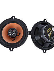"5"" Dia 2-Way Automobile Car Audio System Coaxial Speakers 200 Watts Power 2 Pcs"