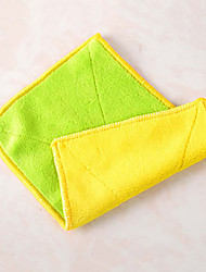 Oil Proof Rag Easy Cleaning Cloth Tools,Textile(Random Colour)