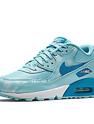 Nike Air Max 90 Prem Mesh Women's Shoe Running Sneakers Athletic Shoes Blue