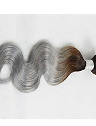 top 8a ombre vague de corps brazilian cheveux humains