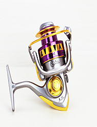 AluminiumSpinning Fishing Reel Right Left Hand Exchangable