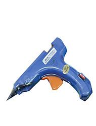 interruptor de arma hot melt cola, ferramentas diy customização necessária a promoção de produção